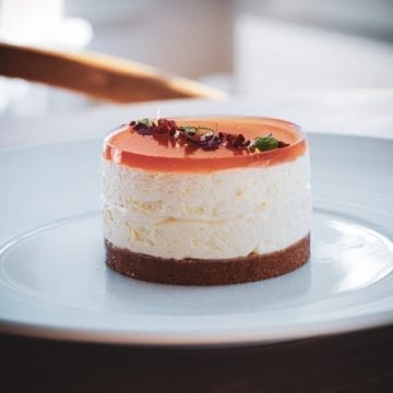 Cheesecake med havtorn