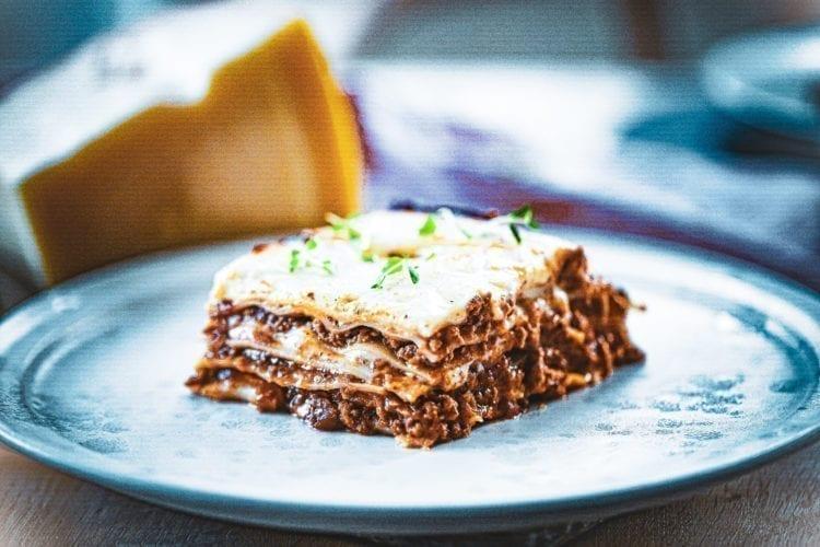 Lasagne bolognese - Opskrift på den bedste lasagne bolognese