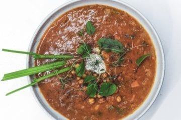 Opskrift på den bedste Mulligatawny suppe