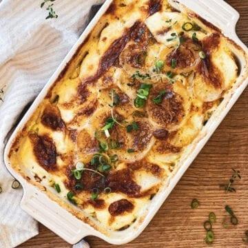 Flødekartofler - Opskrift på de bedste flødekartfoler