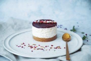 Opskrift på den lækreste risalamande cheesecake