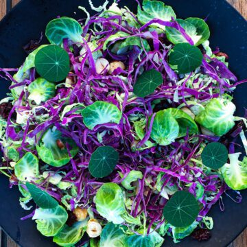 Kålsalat - Opskrift på nem og lækker kålsalat