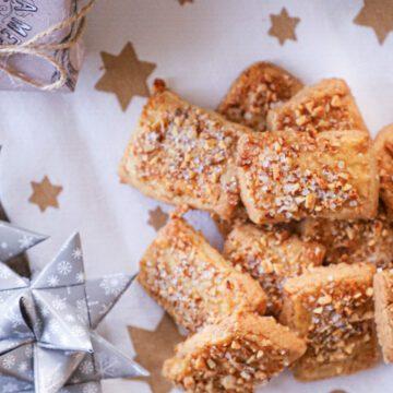 Finskbrød - Opskrift på julens bedste finskbrød