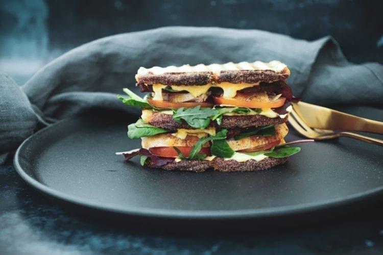 Opskrift på klassisk club sandwich