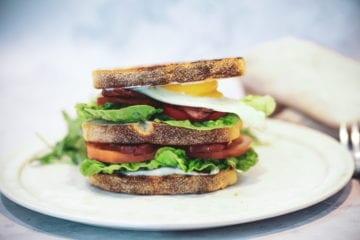 Opskrift på den bedste BLT sandwich