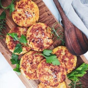 Pommes rösti - Opskrift på sprøde rösti kartofler