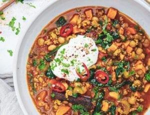 Harira – Marokkansk suppe