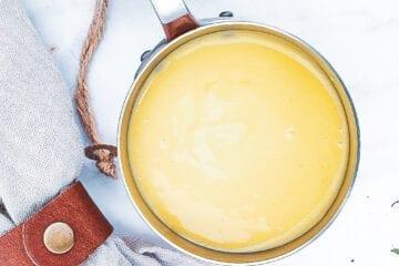 Beurre blanc - Opskrift på beurre blanc, - fransk smørsauce